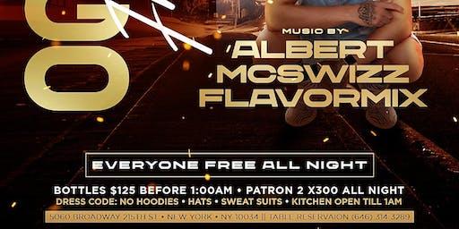 This Friday October 18 Everyone Free All Night At Brown Sugar