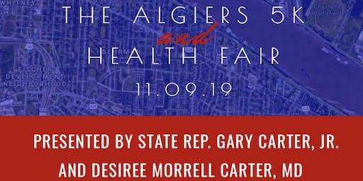 The Algiers 5k & Health Fair