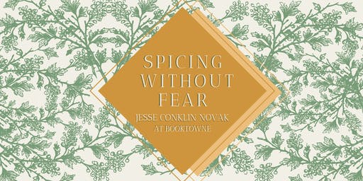 Jesse Conklin Novak, Spicing without Fear