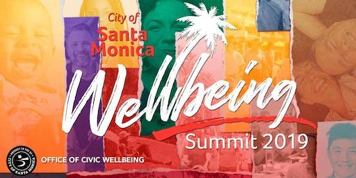 Wellbeing Summit 2019 | City of Santa Monica