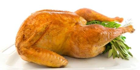 Whole Roasted Turkey  tickets
