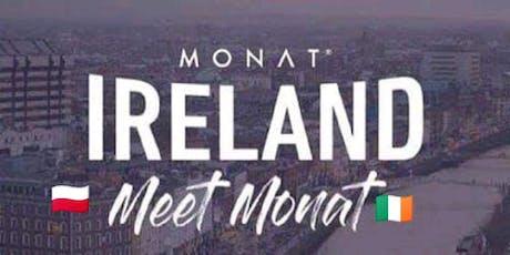 Meet MONAT Cork -Pierwsze oficjalne spotkanie dla Polakow, Litwinow,Rosjan tickets