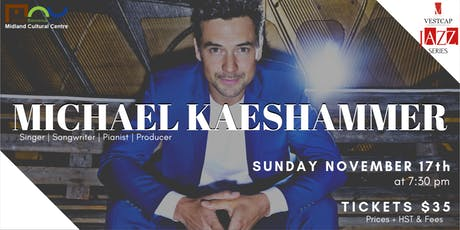 Michael Kaeshammer tickets