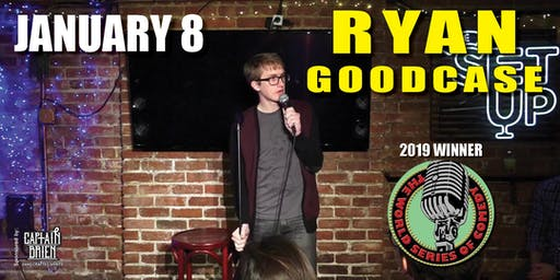 Ryan Goodcase World Series of comedy Winner 2019 Live In Naples, FL