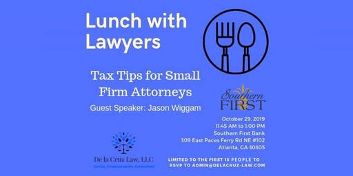Lunch with Lawyers