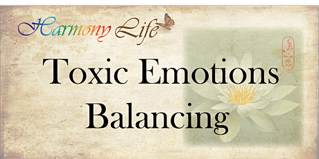 Balancing Toxic Emotions (Lando Medical Reiki 201.2) tickets