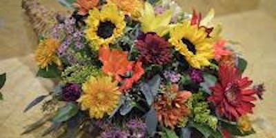 Fall Flowers Aplenty