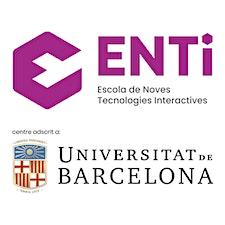 ENTI Sound - Universitat de Barcelona logo