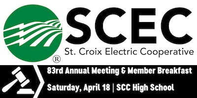 SCEC 83rd  Annual Meeting & Member Breakfast