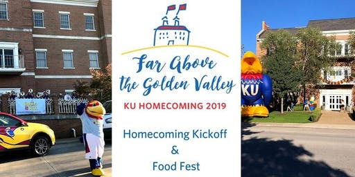 Homecoming Kickoff & Food Fest