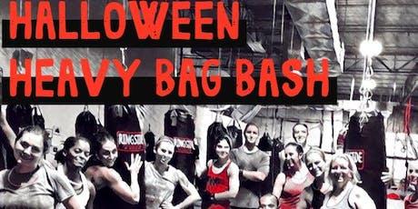 Halloween Heavy Bag Bash tickets