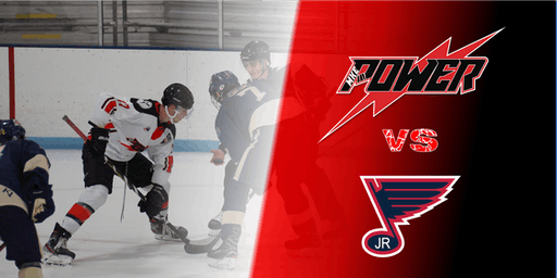 Game 14: Power Vs St. Louis Jr. Blues