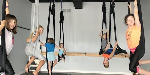 Aerial Yoga 4 Kids