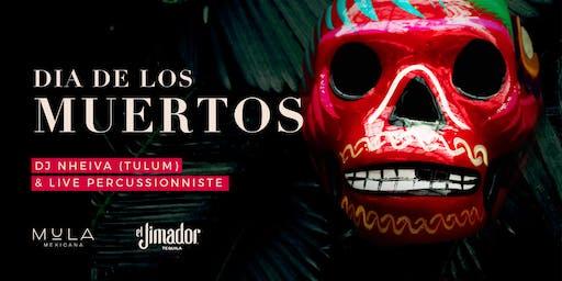 Dia de los Muertos Party with Dj. Nheiva