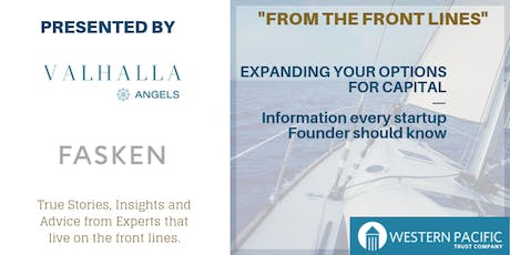 Expanding Your Capital Raise  -   Accessing Additional Funds! tickets