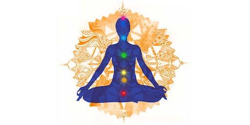 Community Night: Seven Chakras for Psychic Development