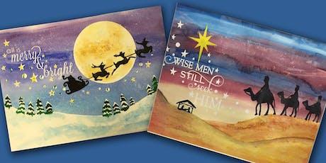 Holiday Celebration - Santa or Wisemen tickets