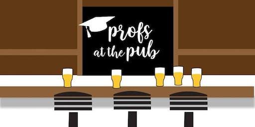 November Profs at the Pub