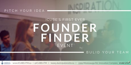 Founder Finder Event tickets
