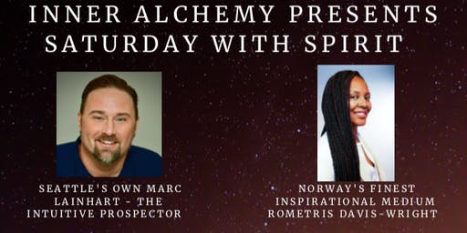 AN EVENING WITH SPIRIT - MARC LAINHART & NORWAY'S ROMETRIS DAVIS-WRIGHT
