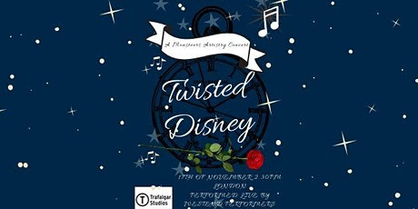 Twisted Disney tickets