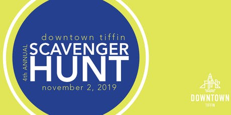 Downtown Tiffin Scavenger Hunt tickets