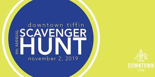 Downtown Tiffin Scavenger Hunt