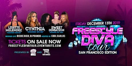 Freestyle Diva Tour {San Francisco Edition} tickets