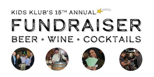 Klub House Rock! Kids Klub Fundraiser 2020