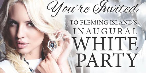 Pura Vida Spa-Fleming Island's First White Party / Holiday Open House