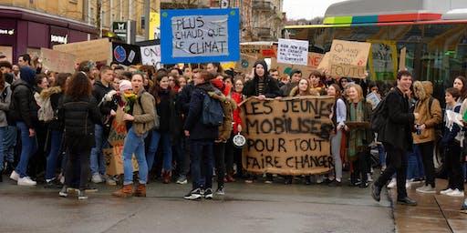 Qui marche pour le climat ? Classes sociales et orientations idéologiques