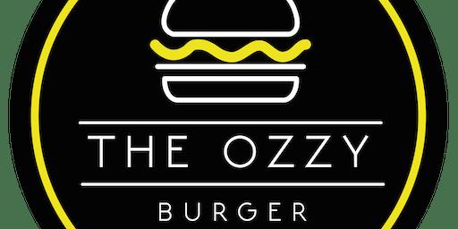 QUEM COME MAIS? THE OZZY BURGER