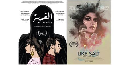 """""""Abroad""""and """"Like Salt"""" film screening & discussion with directors tickets"""
