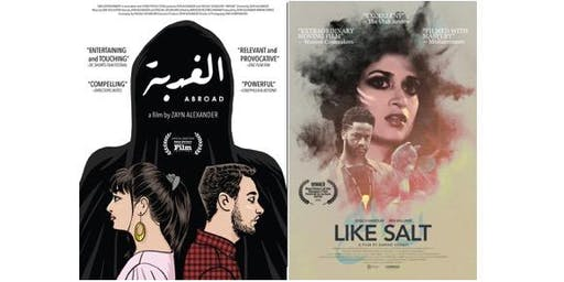 """Abroad""and ""Like Salt"" film screening & discussion with directors"