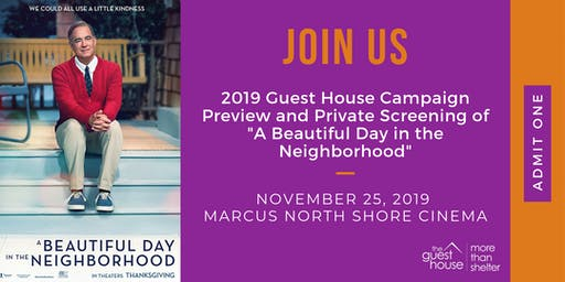 Guest House Campaign Preview & Private Screening