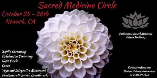 Sacred Medicine Ceremony and Integration Circle (Bufo-Huasca, Psilohuasca)