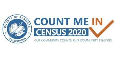 Alameda Complete Count Committee Meeting