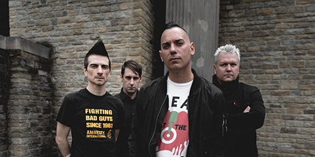 Anti-Flag: 20/20 Vision Tour tickets