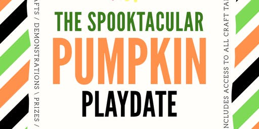 Spooktacular Pumpkin Playdate