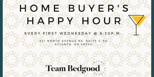 Home Buyer's Happy Hour!