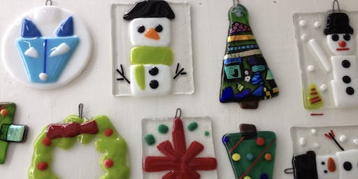 Fused Glass Workshop- 2nd Thursday's