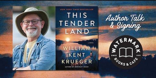 An Evening with Award-Winning Author William Kent Krueger