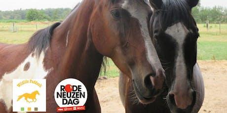 Wildlife Paddock Rode-Neuzen Opendeurdag tickets