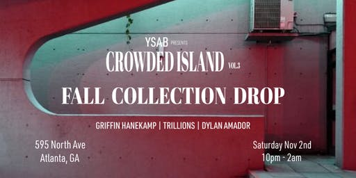 YSAB presents: CROWDED ISLAND VOL.3