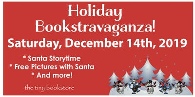 Holiday Bookstravaganza at The Tiny Bookstore