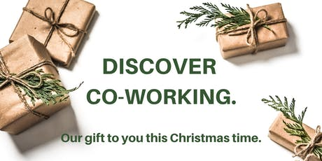Discover Co-working - Free Event tickets