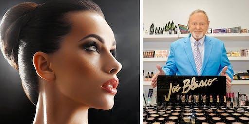 Master Makeup Technique with Pro Makeup Legend, Joe Blasco