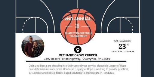 Buffington 3v3 Basketball Fundraiser
