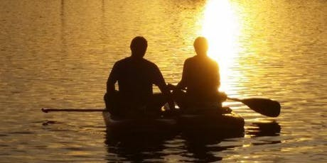 Sunset Paddle at The Waterfront tickets