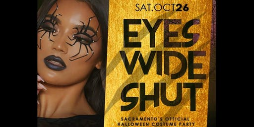 EYES WIDE SHUT 2019 - Costume Party